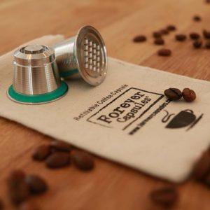 קפסולת קפה רב פעמית