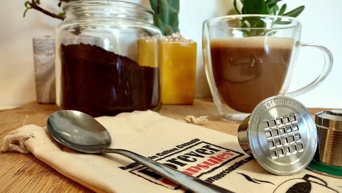 קפסולות קפה רב פעמיות